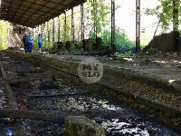В Пролетарском районе Тулы ликвидируют разлив мазута, Фото: 39