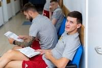 """Футболисты """"Арсенала"""" прошли медобследование после отпуска, Фото: 8"""