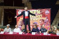 Пресс-конференция в Тульском цирке, Фото: 5