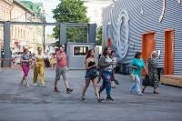 В Туле впервые прошел спектакль-читка «Девять писем» по новелле Марины Цветаевой, Фото: 9