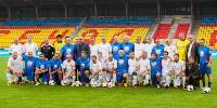 Игра легенд российского и тульского футбола, Фото: 8