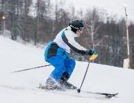 Третий этап первенства Тульской области по горнолыжному спорту., Фото: 79