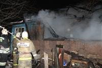 В Глушанках на пожаре погиб мужчина, Фото: 15