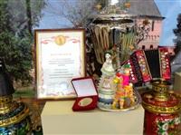 Тульская область приняла участие во Всероссийской выставке «Символы Отечества», Фото: 2