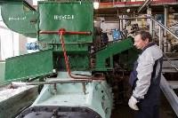 Алексей Дюмин посетил Ефремовский завод синтетического каучука, Фото: 11