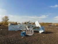 Падение самолета в Каменском районе , Фото: 13