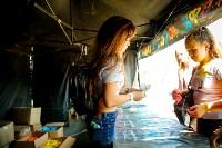 В Туле прошел фестиваль красок и летнего настроения, Фото: 118