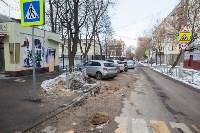 Провал дороги на ул. Софьи Перовской, Фото: 3
