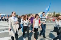 В Туле более 2500 учащихся вузов и колледжей посвятили в студенты, Фото: 34