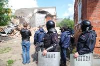 В Плеханово продолжается снос незаконных цыганских построек, Фото: 106