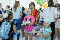 В центре Тулы прошла большая пенная вечеринка, Фото: 81