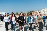 В Туле более 2500 учащихся вузов и колледжей посвятили в студенты, Фото: 32