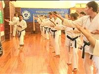 Vеждународный семинар известного мастера данного стиля японца Ханши Дзендзи Идэгучи, Фото: 5