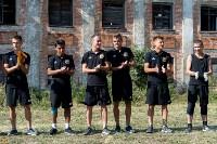 """Молодежка """"Арсенала"""" сыграла с командой заключенных, Фото: 11"""