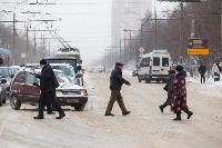 Последствия снежного циклона в Туле, Фото: 33