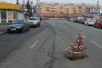 Яма на Красноармейском проспекте. 11.03.2015, Фото: 11