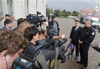 Олимпиаду в Сочи будет защищать военная техника тульского производства, Фото: 11