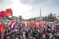 Митинг в Туле в поддержку Крыма, Фото: 18