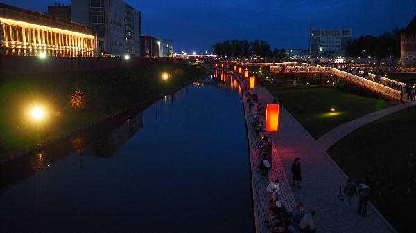 Казанская набережная, Тула)