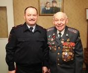 Сергей Галкин поздравил с 93-летием ветерана Великой Отечественной войны Алексея Мосина, Фото: 3