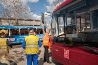 Конкурс водителей троллейбусов, Фото: 64