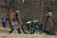 Из усадьбы Малое Пирогово на Масленицу изгнали Наполеона, Фото: 21