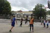 Состоялось первенство Тульской области по стритболу среди школьников, Фото: 14