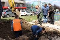 Как устраняют коммунальную аварию в Туле, Фото: 5