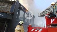 Пожар в пиццерии на Красноармейском, Фото: 15