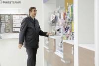 В Туле открылось первое почтовое отделение нового формата, Фото: 25