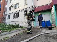 Пожар на улице Степанова, Фото: 2
