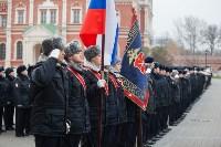 Митинг сотрудников ОВД в Тульском кремле, Фото: 22