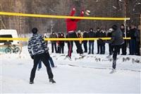 В Туле определили чемпионов по пляжному волейболу на снегу , Фото: 38