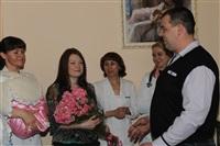 Тульской семье, в которой родилась тройня, правительство подарило 4 млн. рублей, Фото: 1