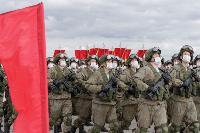 В Туле прошла первая репетиция парада Победы: фоторепортаж, Фото: 28