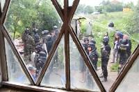 В Плеханово продолжается снос незаконных цыганских построек, Фото: 95