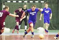 25 тур Высшей лиги ЛЛФ по мини-футболу. 21-22 февраля 2015, Фото: 10