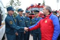 Глава МЧС Владимир Пучков в Туле, Фото: 9