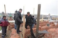 Осмотр кремля. 2 декабря 2013, Фото: 24