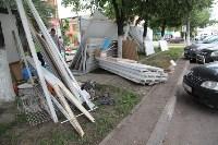 Ликвидация торговых рядов на улице Фрунзе, Фото: 10