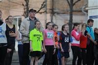 Легкоатлетическая эстафета школьников. 1.05.2014, Фото: 9