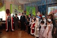 Иосиф Кобзон в Яснополянском детском доме, Фото: 2