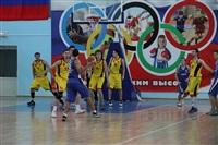 БК «Тула» дома дважды обыграл баскетболистов Воронежа, Фото: 71
