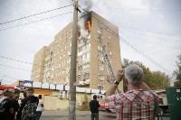 Пожар на проспекте Ленина, Фото: 16
