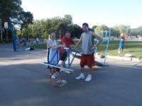 В Центральном парке Тулы прошли соревнования по уличному баскетболу, Фото: 16
