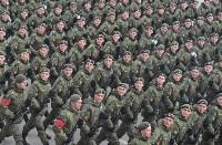 Репетиция Парада Победы в подмосковном Алабино, Фото: 91