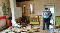 Демонтаж незаконных цыганских домов в Плеханово и Хрущево, Фото: 5