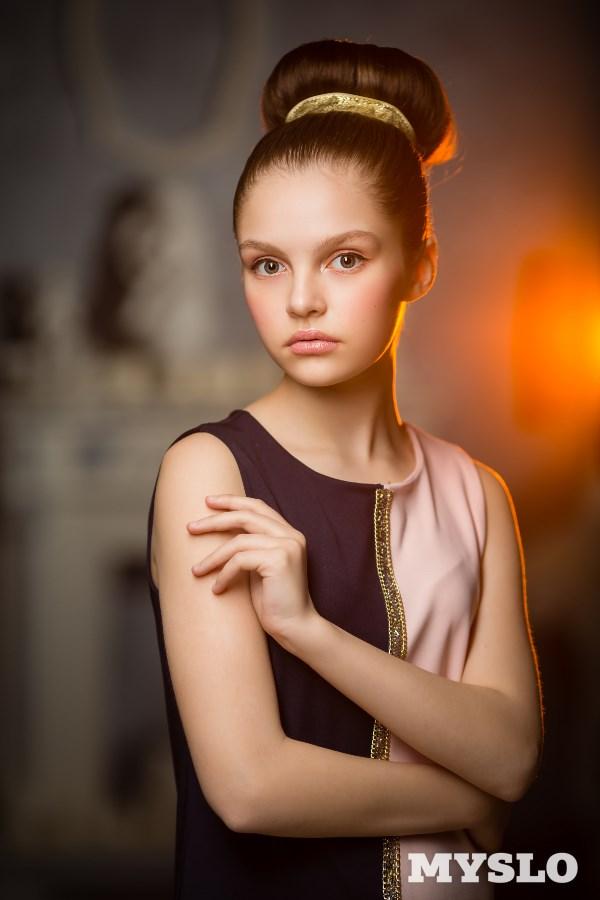 Соня Волобуева, 12 лет