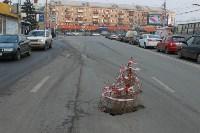 Яма на Красноармейском проспекте. 11.03.2015, Фото: 12