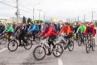 В Туле прошел большой велопарад, Фото: 106